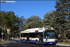 Heuliez Bus GX 317 GNV – Tisséo n°0320