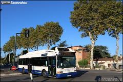 Heuliez Bus GX 317 GNV – Tisséo n°0203