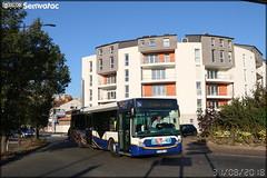 Heuliez Bus GX 327 – Tisséo n°0660