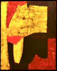 Abstact Composition (1950-1954) - Serge Poliakoff (1900-1969)