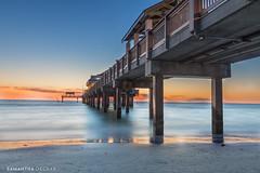 Sunset at Pier 60
