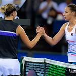 Amanda Anisimova, Karolina Pliskova