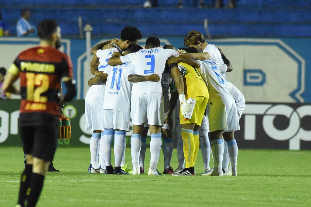 Londrina x Sport
