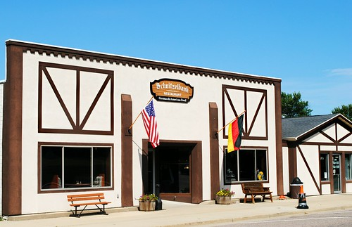 Schnitzelbank Restaurant - Plain, Wisconsin