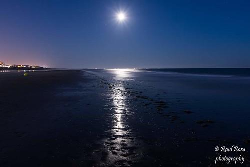 Luz de luna.