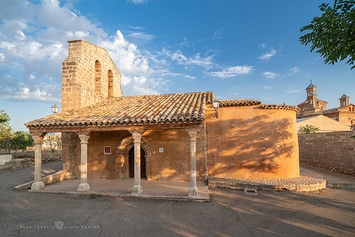 Moyuela - Ermita Santa María de Allende