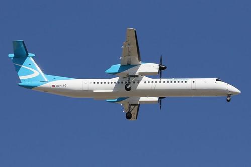OE-IIO Cobham Aviation Bombardier Dash8-Q402