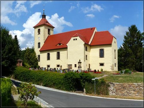 Dorfkirche zu Bieberstein