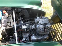 Berkeley B95 (or B105) engine (1959-60)
