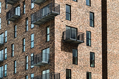 DSC_8811-4 bricks facade - architecture in Manchester