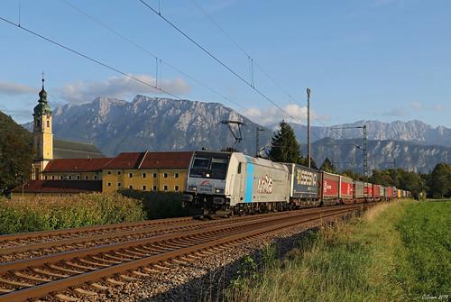 Railpool/TXL 185 684-8