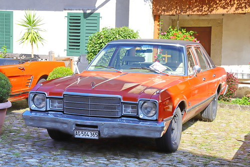 Plymouth Volare 1976-1978 18.8.2019 1900