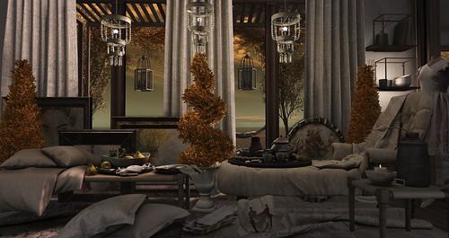 Autumn Spaces...