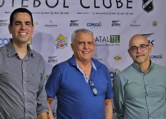 48793621398 21fc554966 z - Novos tempos para o ABC Futebol Clube de Natal (RN)