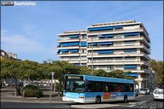 Heuliez Bus GX 317 – Transdev Niort Agglomération / Tanlib n°111