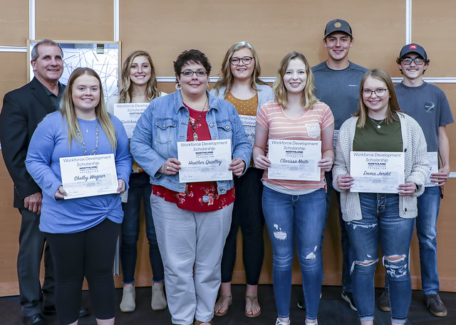 2019 Fall EGF Scholarship Ceremony