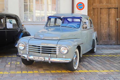 Volvo PV 444 1954 18.8.2019 1905