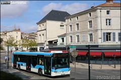 Heuliez Bus GX 327 – Transdev Niort Agglomération / Tanlib n°708