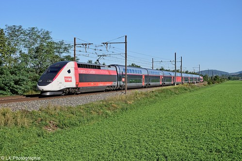 TGV 4730 - 6933 Paris-Gare-de-Lyon - Annecy