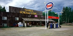 YOUNG'S GENERAL STORE, MISSION ROAD, WAWA ONTARIO, CANADA, ACA PHOTO