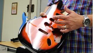 Electric Guitars Lee Calkins