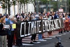Climate Emergency at the Plaza