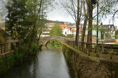 Over the Leça River