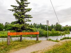 Ship Creek Overlook Park, Anchorage, Alaska