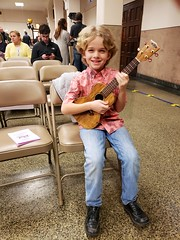 Everett Before The Talent Show