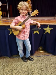 Everett At The Talent Show