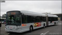 Heuliez Bus GX 427 BHNS – Tisséo n°1466