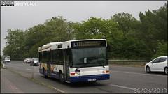 Heuliez Bus GX 317 – Alcis / Tisséo n°7321