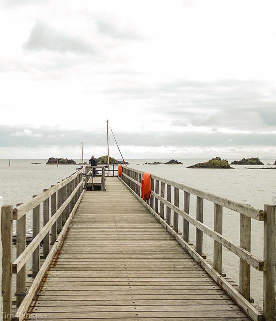 Lagavulin Pier