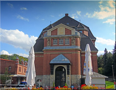 Görlitz/Germany 2019 - Landskron Brauerei