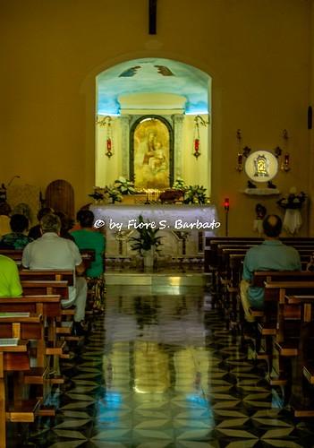 Camigliano (CE), 2019, Il Santuario di Leporano dedicato a