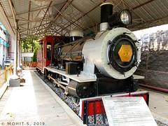 Metre gauge steam locomotive 🚂.