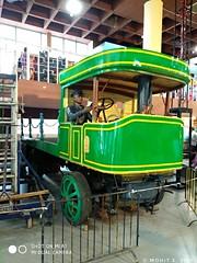 Steam truck 🚚.