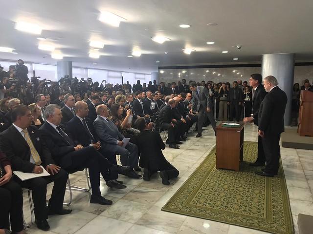 26/09/2019 Posse Novo Procurador-Geral da República - Augusto Aras