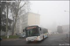 Heuliez Bus GX 337 Hybride – Cars Lacroix / STIF (Syndicat des Transports d'Île-de-France) – Le Parisis n°1011