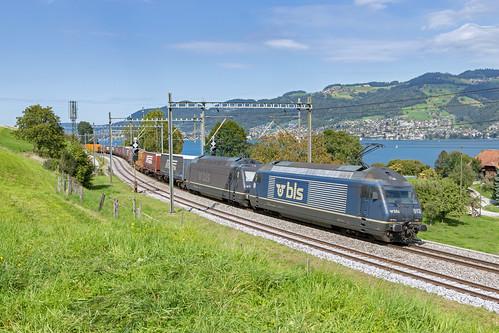 Einigen, 17 september 2019   BLS Cargo