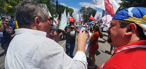 Ato em Defesa da Soberania Nacional | SERPRO