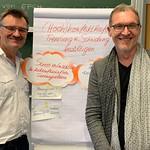 Hans Berwanger auf dem Resilienz-Kongress heute in Köln 👍