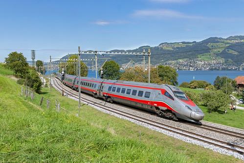 Einigen, 17 september 2019   Trenitalia 610.003