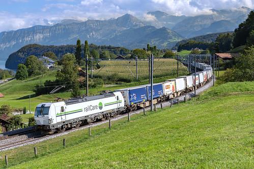 Einigen, 17 september 2019   railCare 476 456