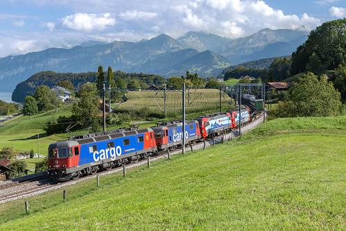 Einigen, 17 september 2019   SBB Cargo 620 067