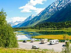 Russian River to Anchorage, Alaska