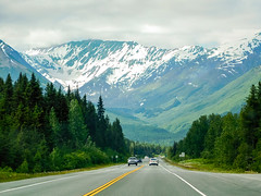 Anchorage to Russian River, Alaska