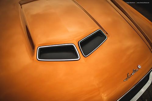 1970 AMC Javelin Hood