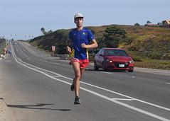 Runner in BOA Split Running Shorts