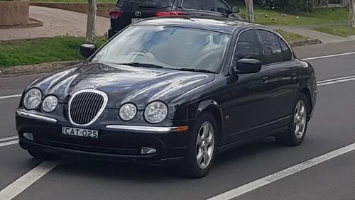 Jaguar S-Type, CAT 02S Jamberoo NSW